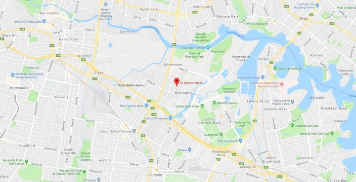 Sydney Map 1.1